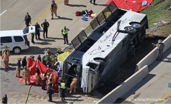 Dallas Jury Awards $10.9 million to Two Choctaw Nation Charter Bus Crash Victims