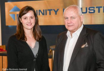 Trinity Industries Promotes Teachout to CLO, Richardson to Corp. Secretary