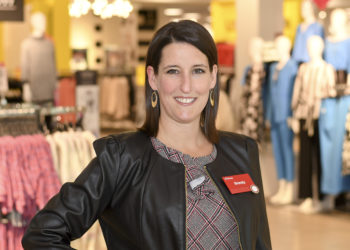 Brandy Treadway Guides J.C. Penney Through Turbulent Times