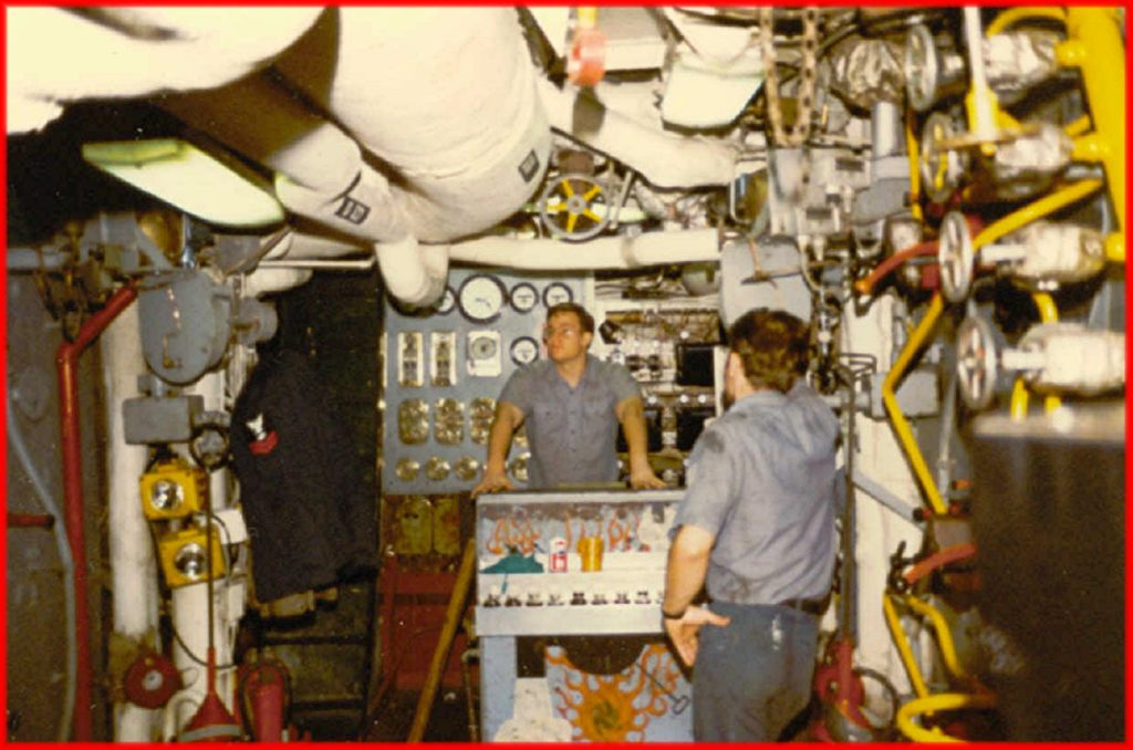 Toiling in my Ship's Boiler Room was a Priceless, Life-Changing Opportunity - The Texas Lawbook